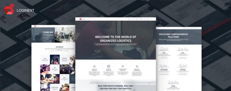 Unveiling All New LogiNext Website v2.0