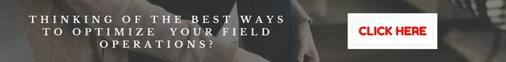 Field service optimization