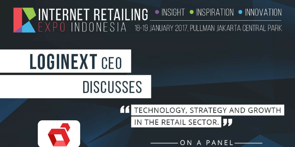LogiNext Shines At The Internet Retailing Expo 2017