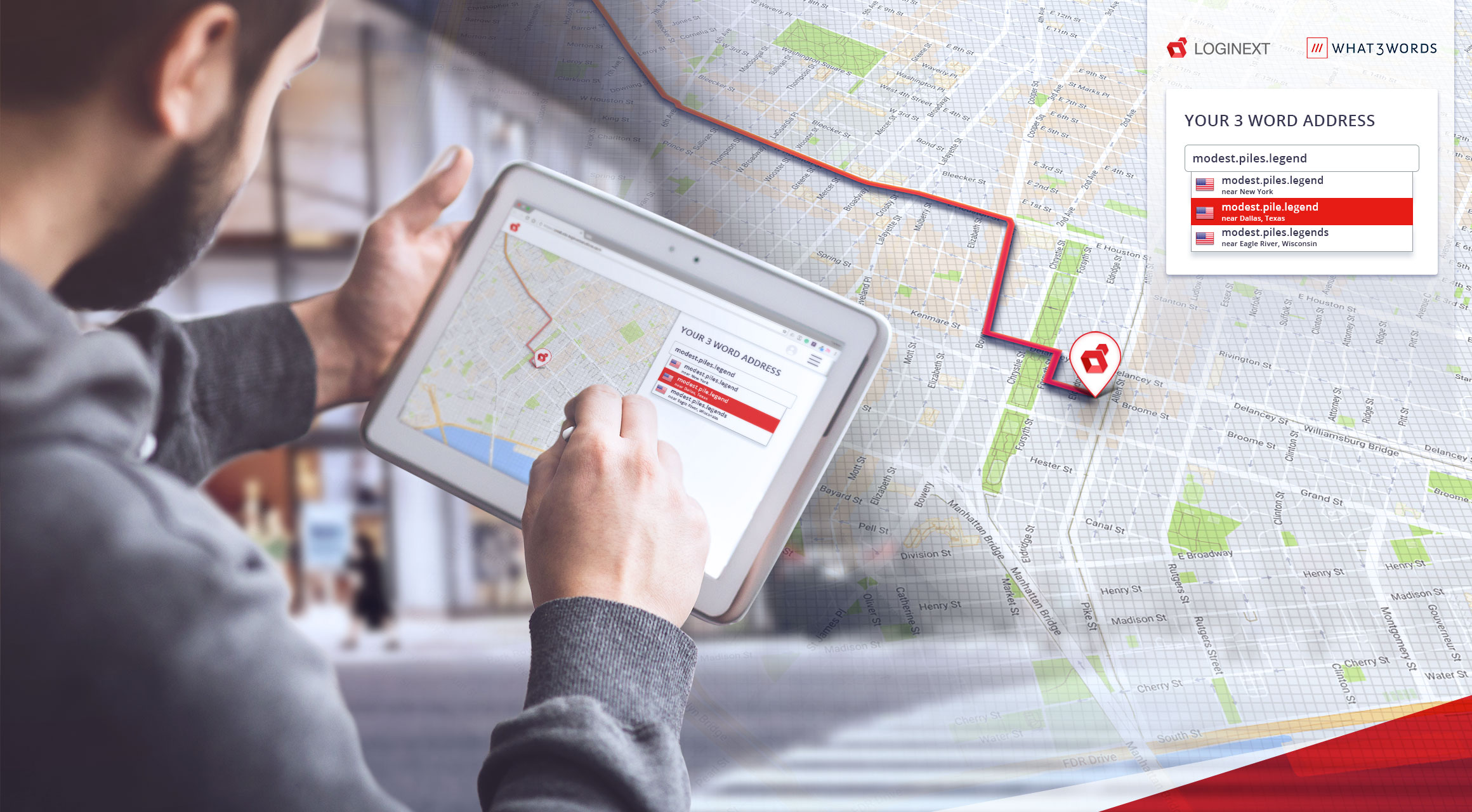 LogiNext Partners with what3words, An Aramex Backed Company,  To Revolutionize Global Field Service Optimization with 100% Accuracy in Location Analytics