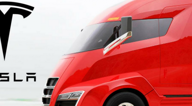 Resurrection of Nikola Tesla: Would Elon Musk's Electric Semi-Truck Relaunch the Energy Wars?