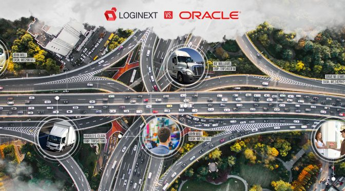 LogiNext vs Oracle Transportation Management: Which is The Right Choice for You?