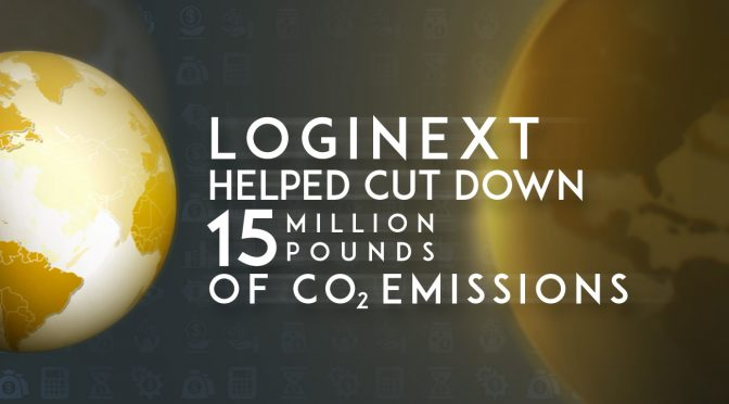 LogiNext Drives Enterprises to Cut Down 15 Million Pounds of CO2 Emissions by 2018
