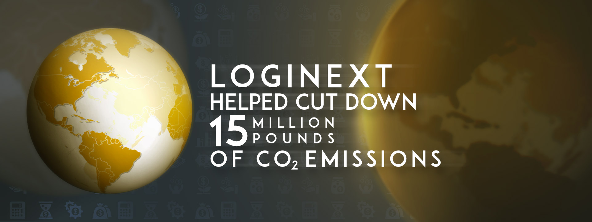 LogiNext Drives Enterprises to Cut Down 15 Million Pounds of CO2 Emissions by 2018
