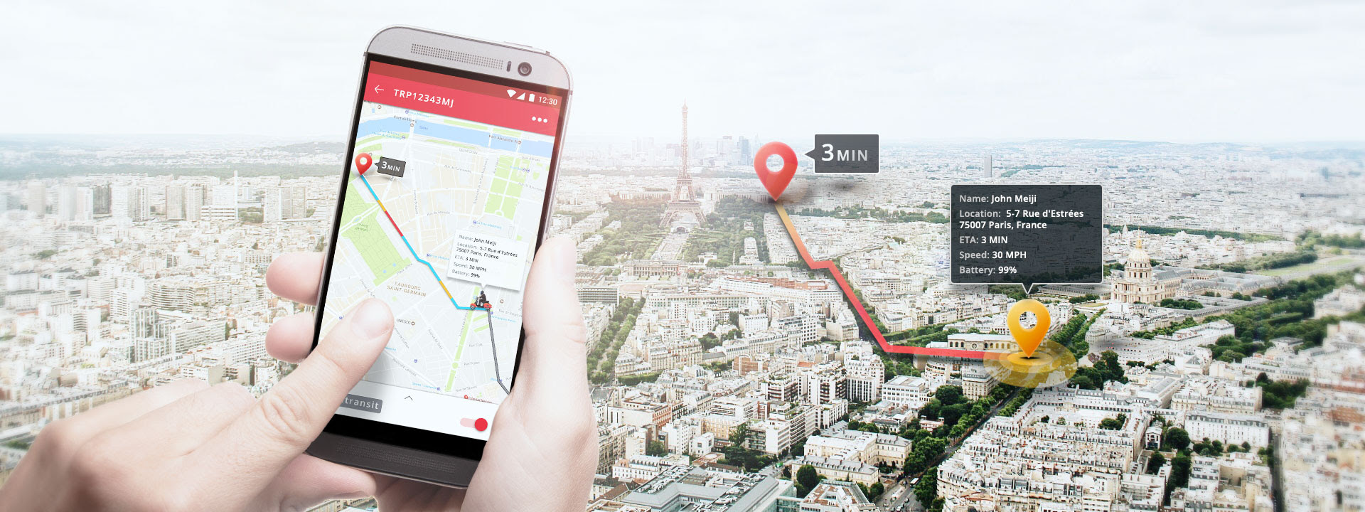 LogiNext Helps Enterprises Track Field Workforce's Location in Real-time