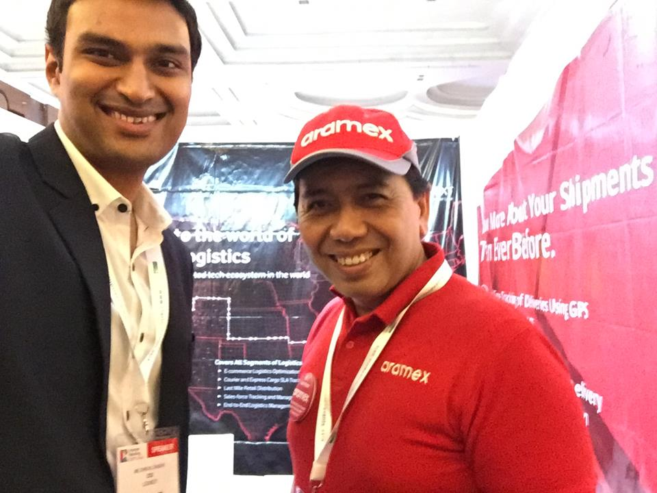 Dhruvil Sanghvi, Loginext