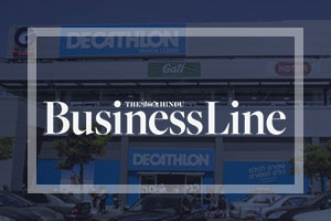 The Hindu Business Line - Decathlon + LogiNext