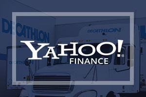 Yahoo Finance - Decathlon + LogiNext