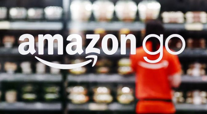 Amazon Go – Just Walk Out Technology for Retail | Would it be a Game-Changer?