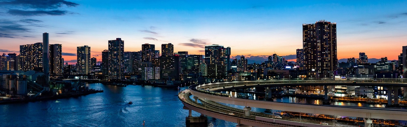 Tokyo Japan Booming Market