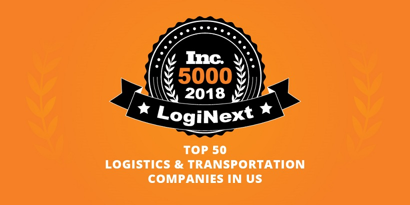 Inc 5000 LogiNext