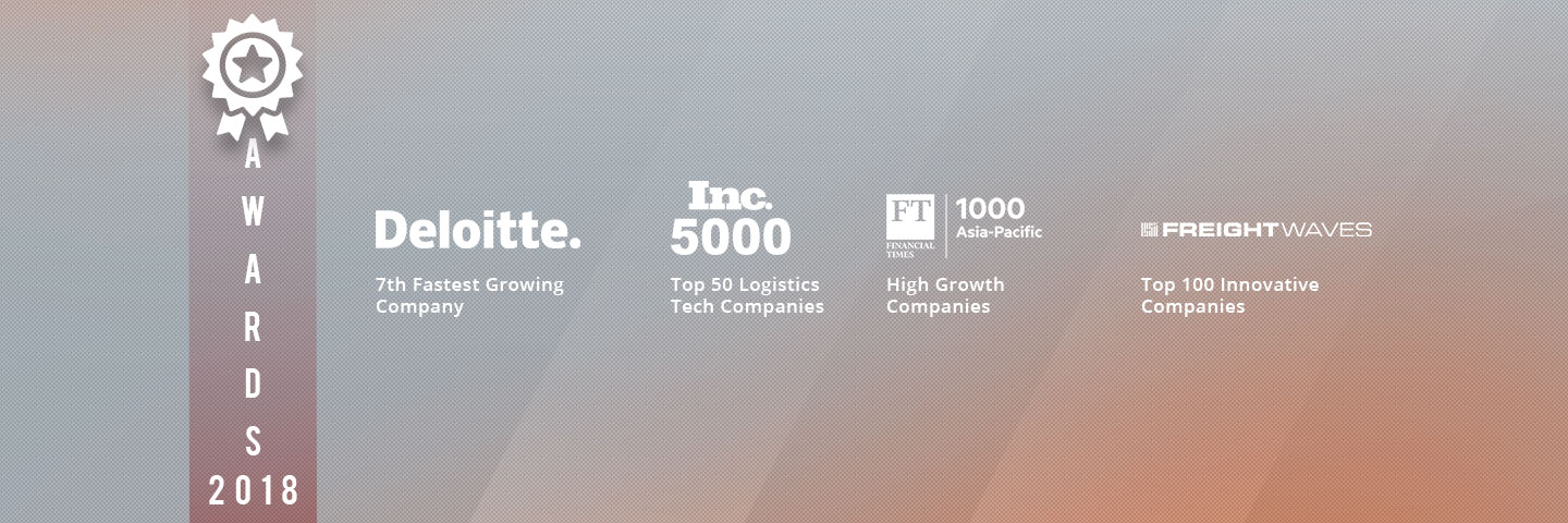 Deloitte, Inc, Forbes, Financial Times, Statista, Freightwaves name LogiNext fastest growing tech company