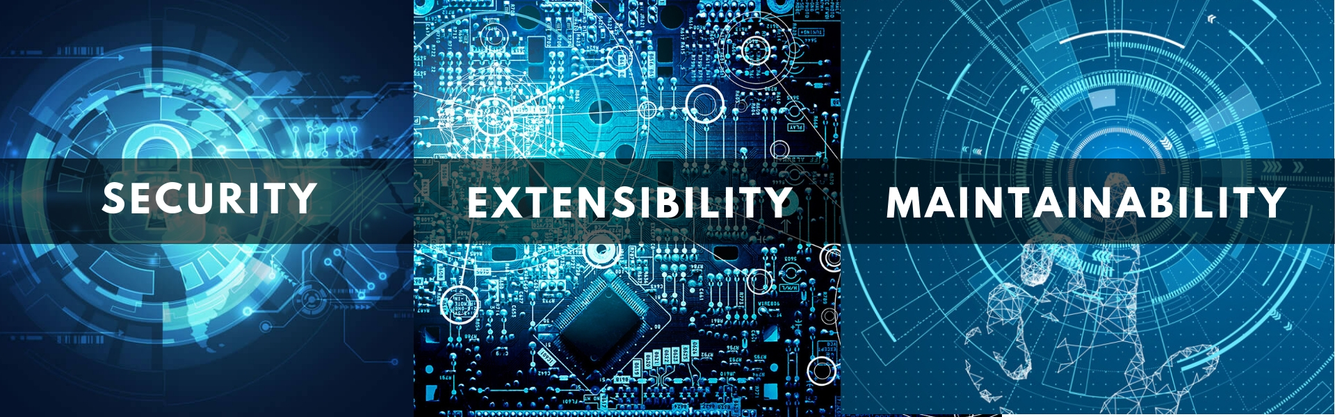 Security Extensibility Maintainability