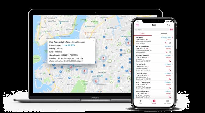 Transportation automation platform like LogiNext