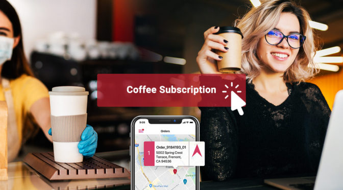 You already have Netflix, how about a coffee subscription to go along?