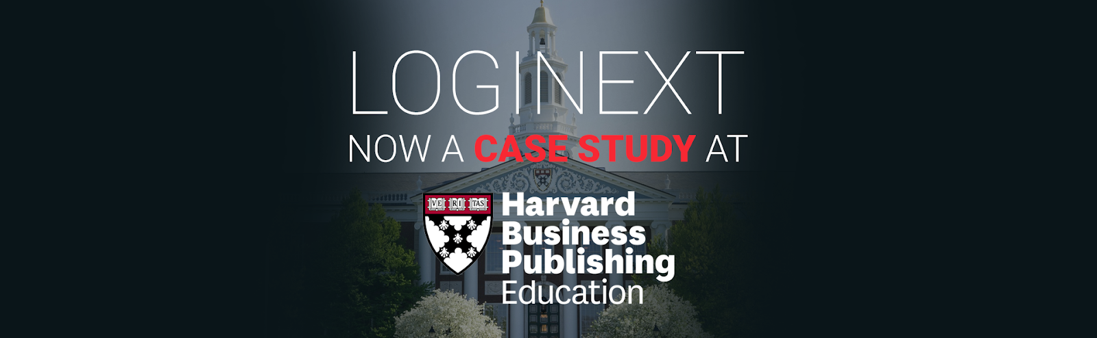 Harvard Business Review now has LogiNext as a case study
