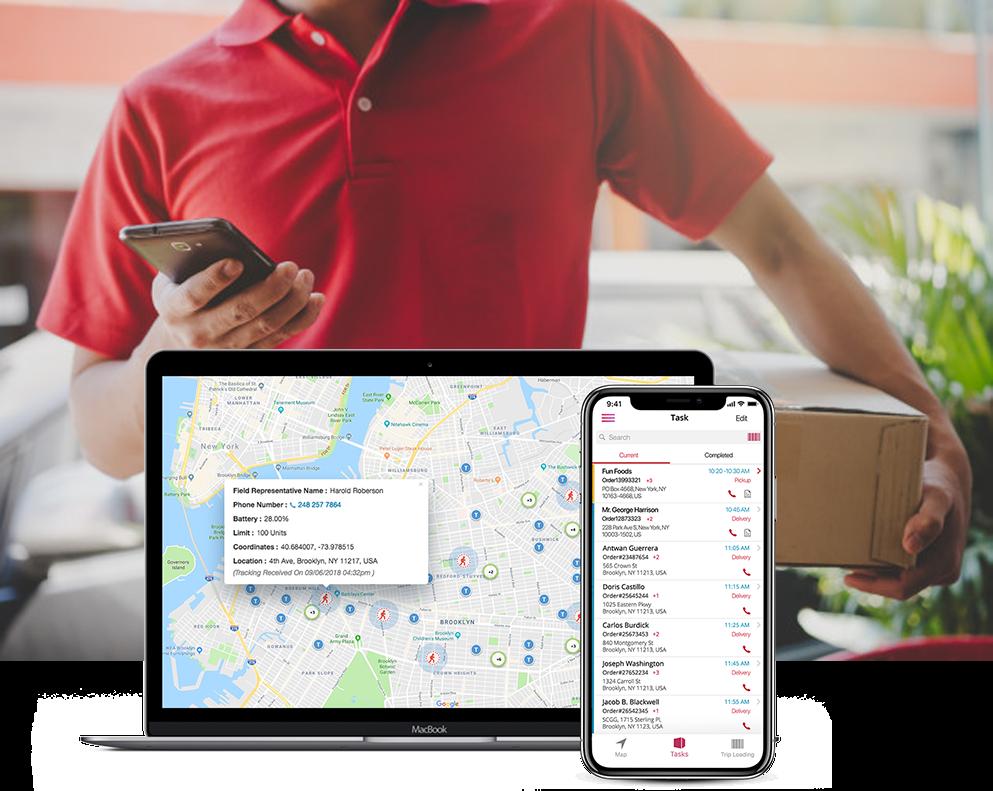 LogiNext Driver App
