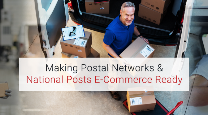How can National Postal Networks win on deliveries