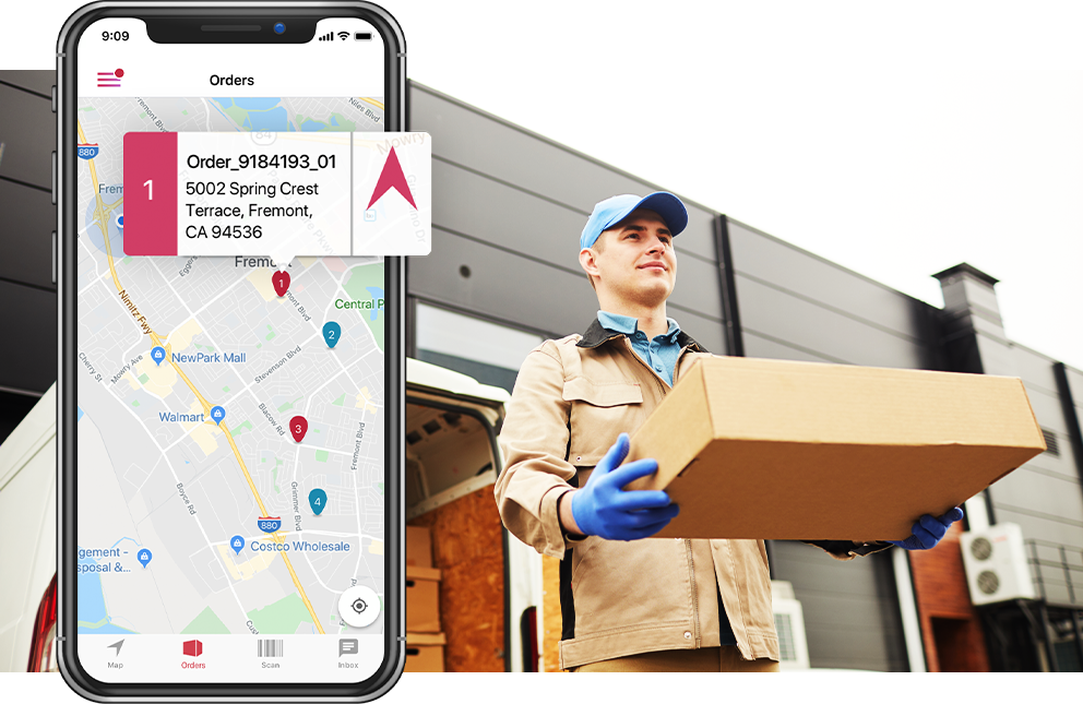 real time tracking and visibility