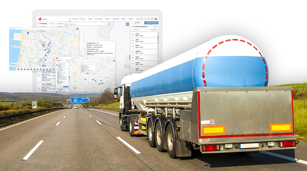 linehaul express tracking