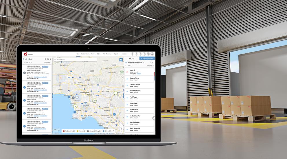 Warehouse operation management