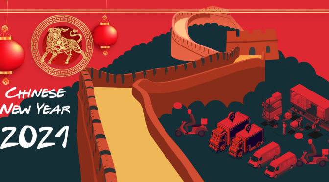 Chinese New Year is here! 5 tips to cope up with disruption in global supply chain