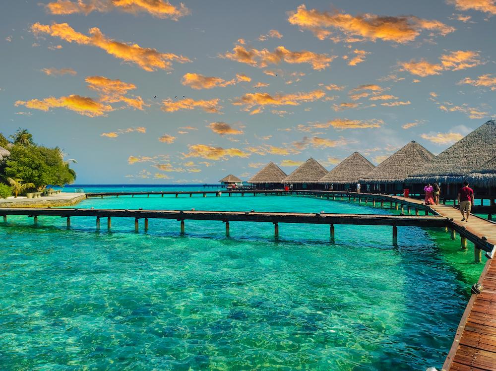 Maldives Workation