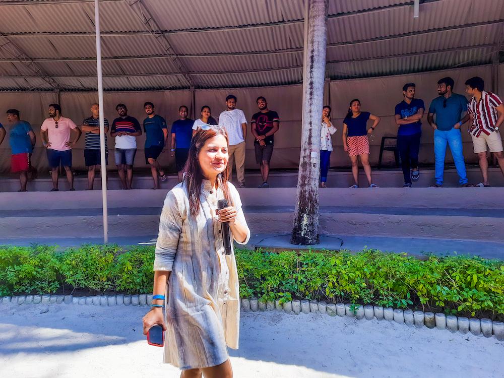 Manisha Raisinghani, CTO, LogiNext