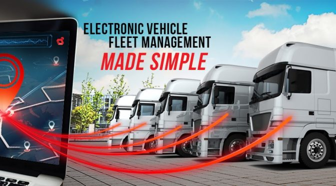 Electric Vehicle Fleet Management Made Simple for the New Age of Transportation