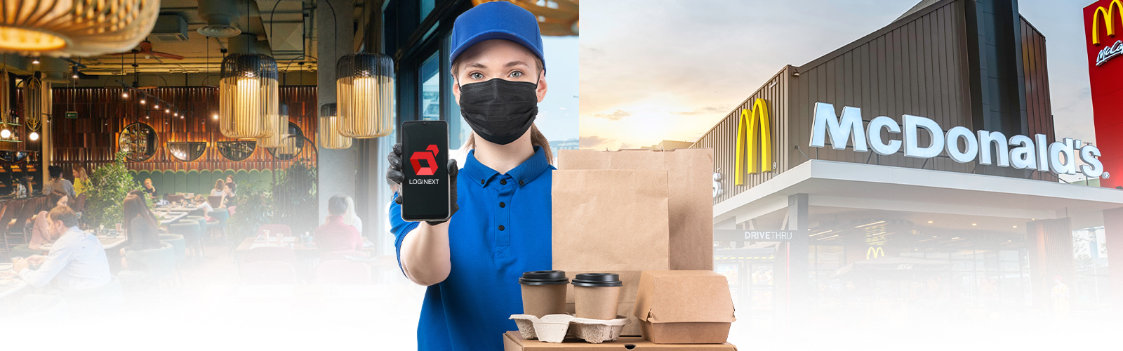 Would you shut down or own your deliveries?