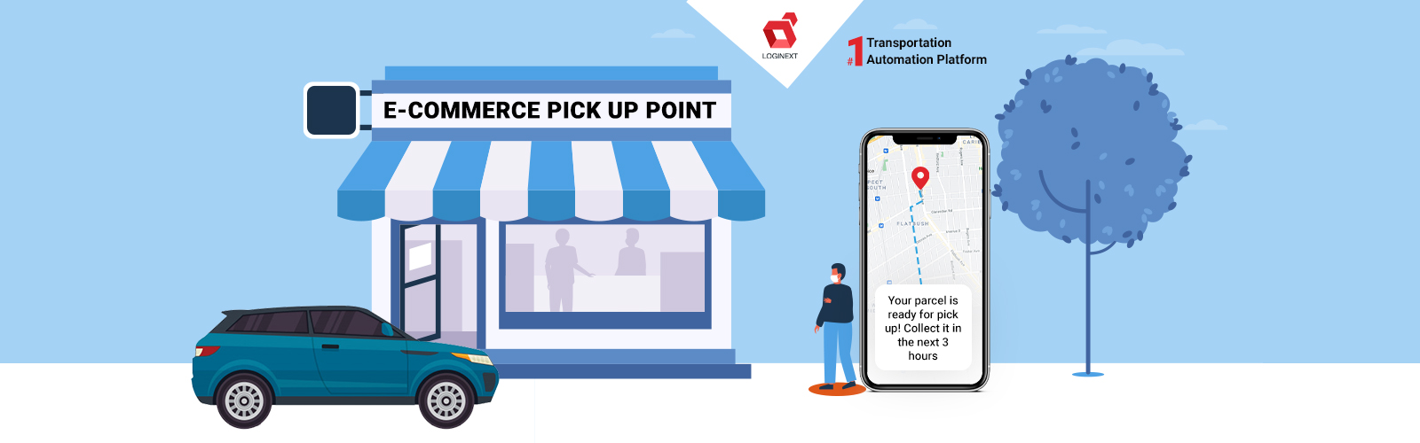 Era of curbside pickup and beyond: tips for eCommerce firms