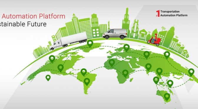 LogiNext technology has helped reduce 50 million pounds of GHG emissions globally