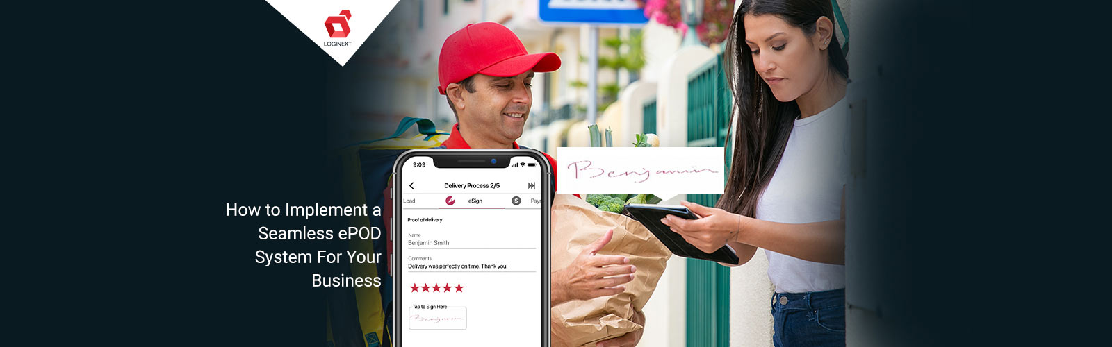 How Does ePOD (Electronic Proof of Delivery) Exactly Work?