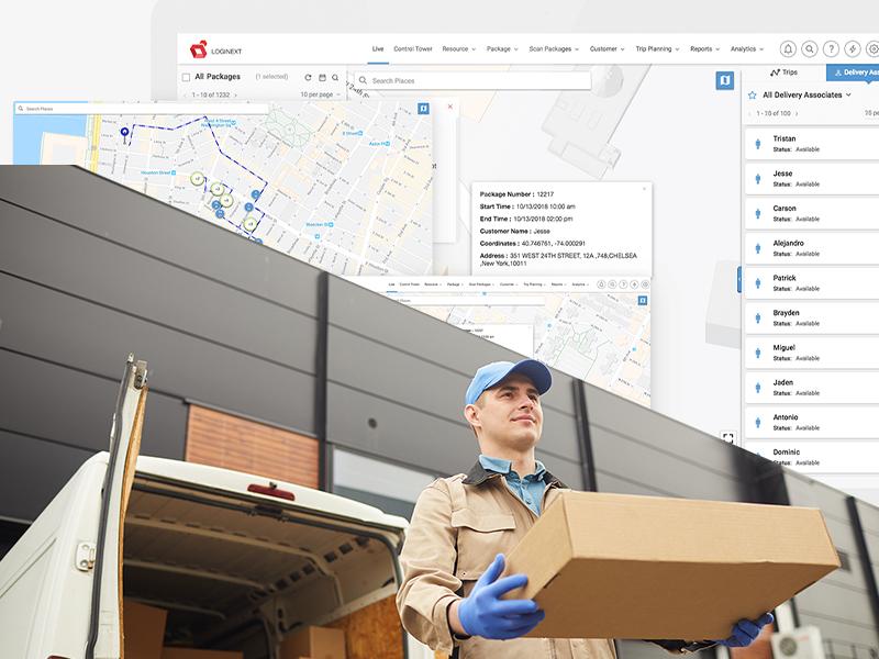 Postal Network Technology