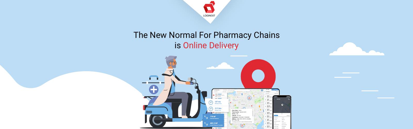 LogiNext helps pharmacies go digital as 'Medicine eCommerce' goes up 40%