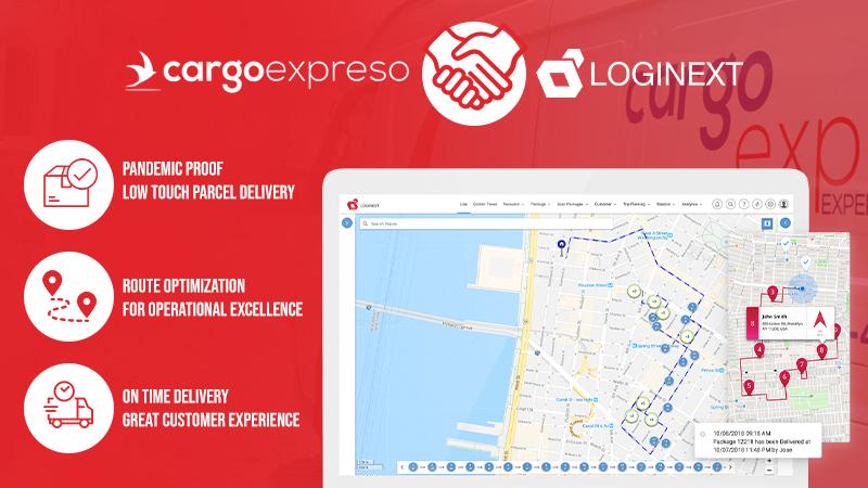 LogiNext CEP Fleet Management Software
