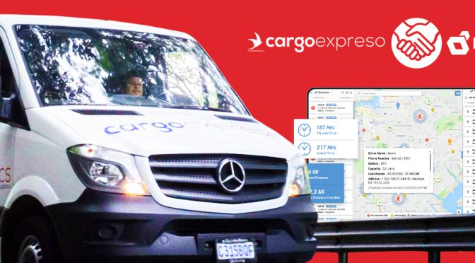 Cargo Expreso expects to increase market share in express deliveries with LogiNext and Oracle powered technology