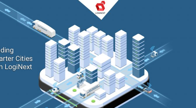LogiNext cited as a sample vendor in Gartner Hype Cycle for Smart City Technologies and Solutions