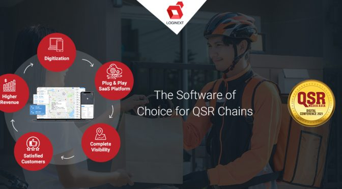 [Video] LogiNext: The software of choice for QSR Chains at QSR Media Asia